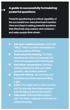 Guide to powerful questions